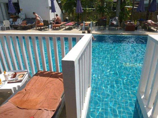 Apasari Krabi : pool access room
