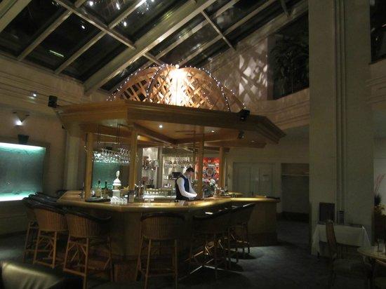 Metropole Hotel Interlaken: Hotel Bar
