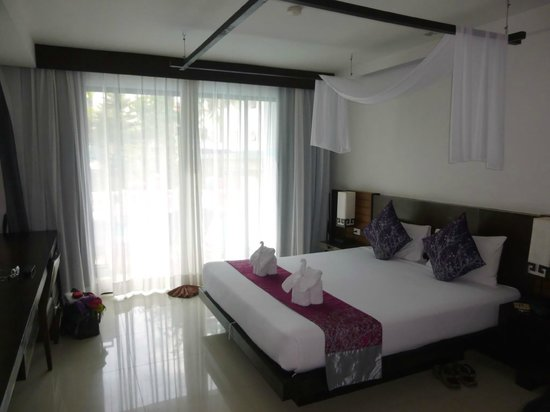 Apasari Krabi : lovely room