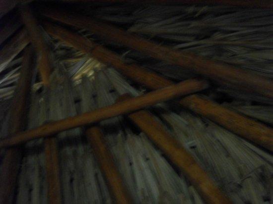 Centro Holistico Akalki: más hoyos en la habitación