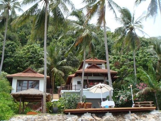Belmond Napasai: notre deuxieme villa