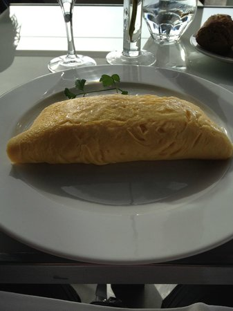 Le Georges : L'Omelette.