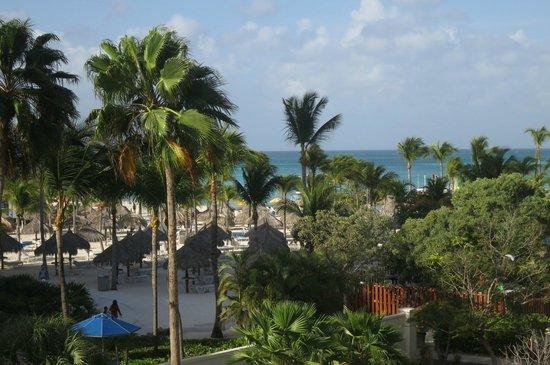 Marriott's Aruba Ocean Club : Partial ocean view