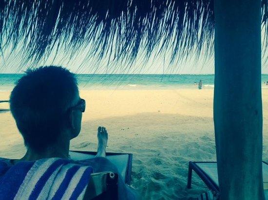 Paradisus Punta Cana: En la playa