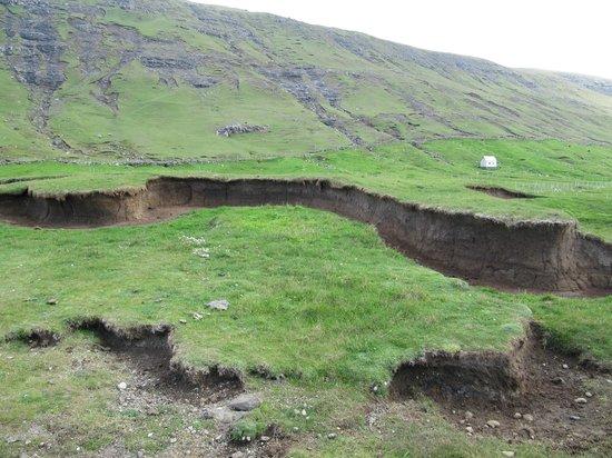 Asmundarstakkur: скалы