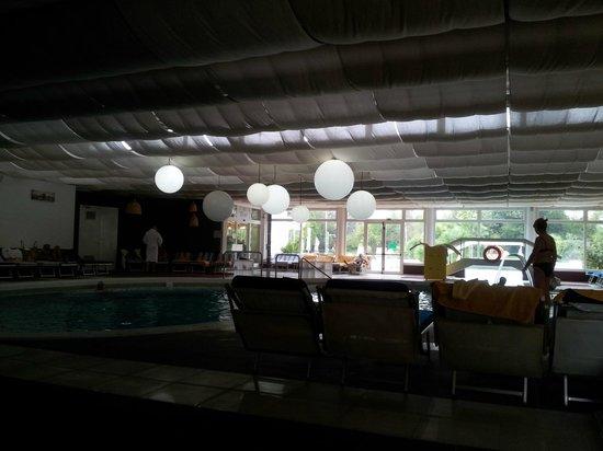 Hotel Mioni Royal San : piscina interna