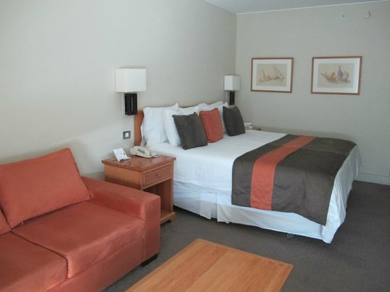 NH Antofagasta: Good room, good bed