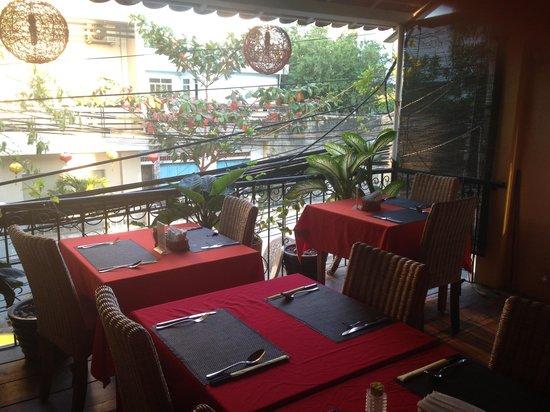 Yen's Restaurant: Второй этаж