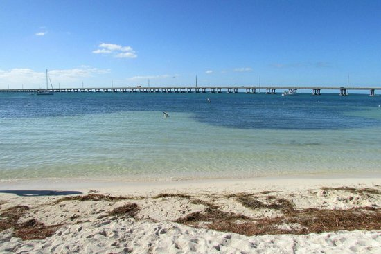 Bahia Honda State Park and Beach: Plage