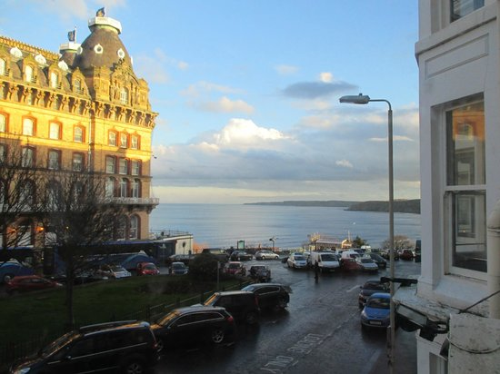 Travelodge Scarborough St Nicholas Hotel: Lovely sea view