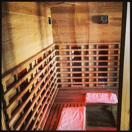 Bellavista Boutique Hotel: Sauna