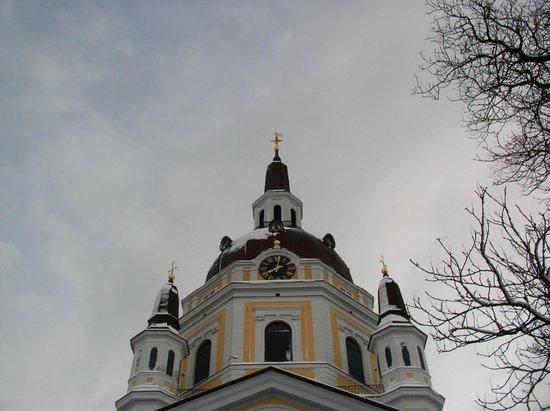 NOFO Hotel, BW Premier Collection: Церковь св. Екатерины под окнами отеля
