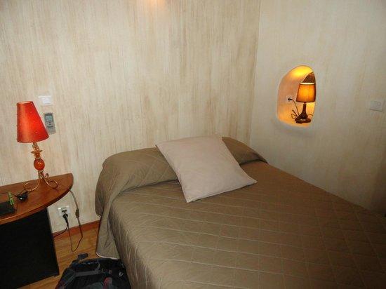 A Cheda : notre chambre