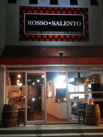 ROSSO SALENTO