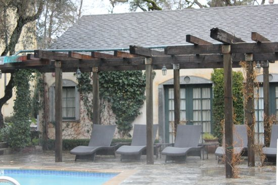 Kenwood Inn and Spa, A Four Sisters Inn: Kenwood Pool