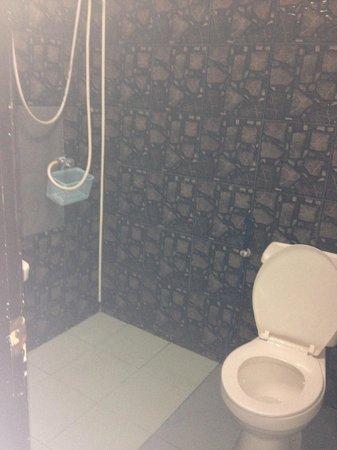 Pandia House: ванная-туалет