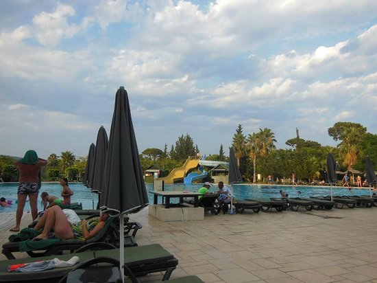 Simena Holiday Village: am Pool