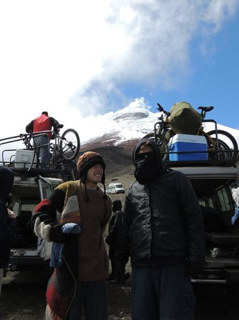 Biking Dutchman: support vehicles