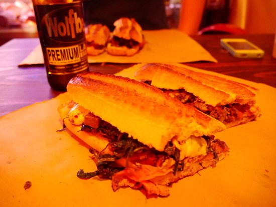 Gusto Giusto : The sandwich of the next day we visited