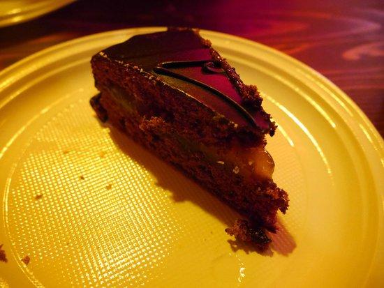 Gusto Giusto : Sicillan chocolate cake