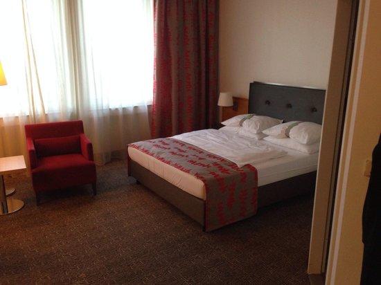 Holiday Inn Frankfurt Airport - Neu-Isenburg : Nice room