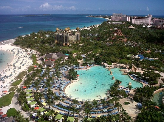 The Cove Atlantis, Autograph Collection: View from the room
