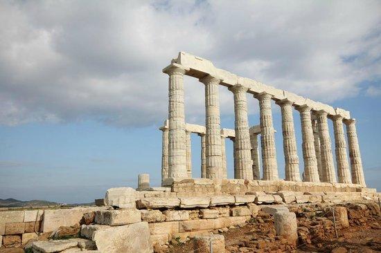 Radisson Blu Park Hotel Athens: Temple Poseidon