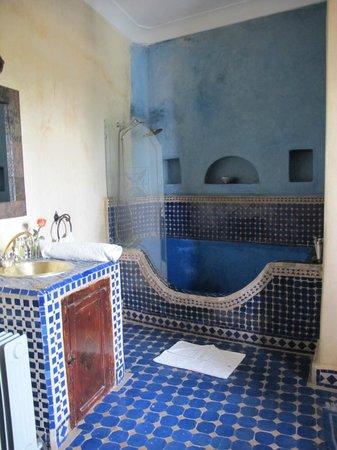 Riad Mur Akush: Bathroom