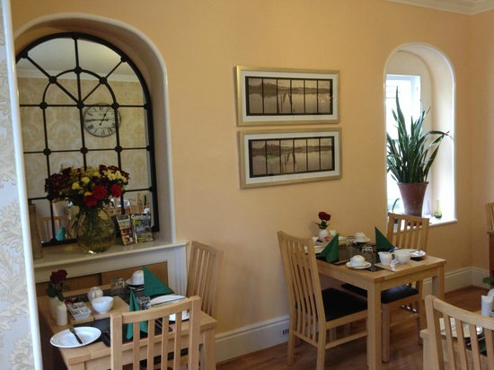 Ellerdene Guest House : Dining Room