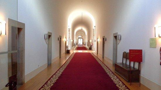 Pousada Mosteiro Guimarães: Histórico