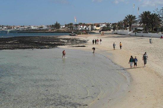 Barcelo Corralejo Bay: Corralejo beach