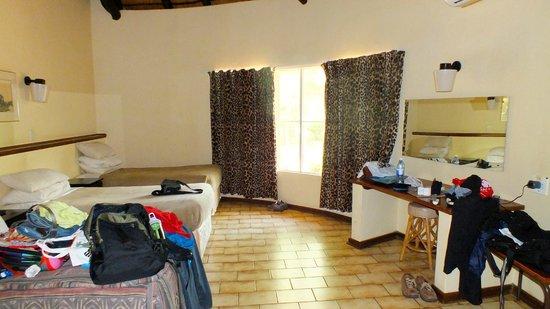 Satara Rest Camp: Schlafraum