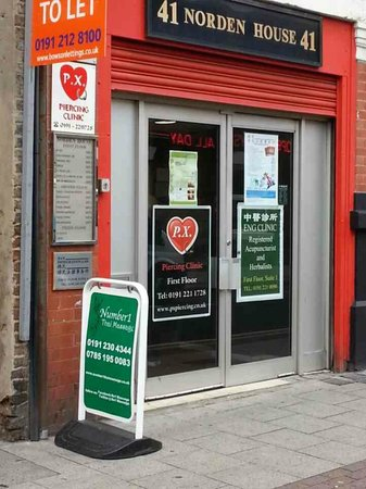 Number One Thai Massage Front door step to us & Room service massage - Picture of Number One Thai Massage Newcastle ...