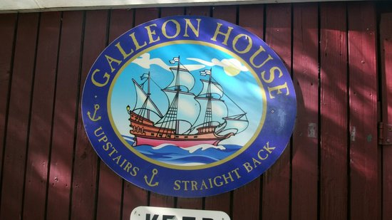 Galleon House Bed & Breakfast : Logo
