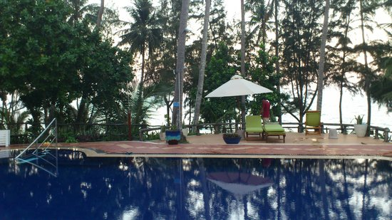 Cassia Cottage - The Spice House: Der Pool