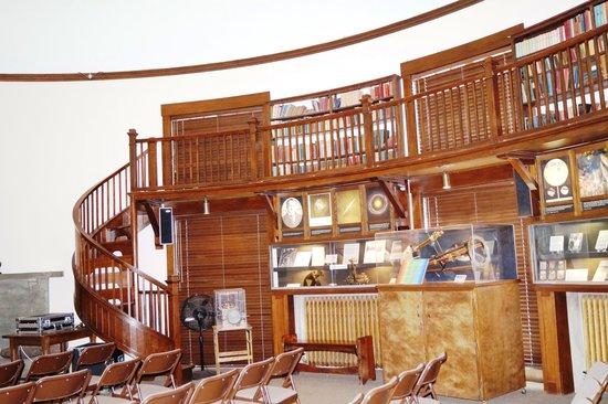 Lowell Observatory: Inside the Rotunda