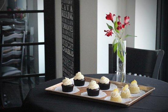 The Ridge Social Eatery: House made deserts