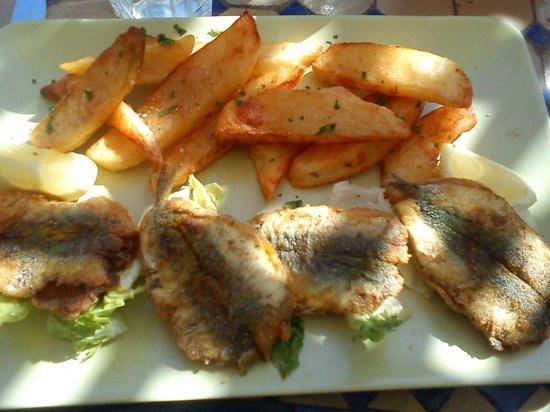 Chez Jalila: Sardines farcies extra!