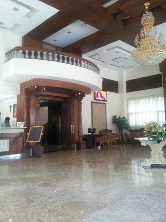 JC Residency Madurai : Lobby