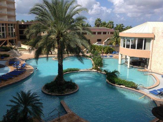 Pool picture of divi aruba phoenix beach resort palm for Aruba divi phoenix