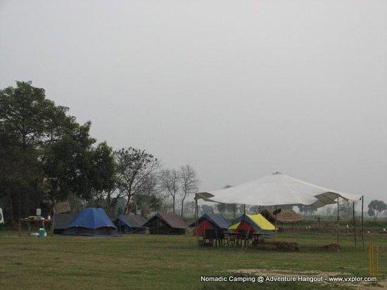 Adventure Hangout: Nomadic Camping
