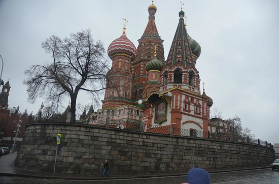 Moscow Free Tour: St. Basil's Cathedral