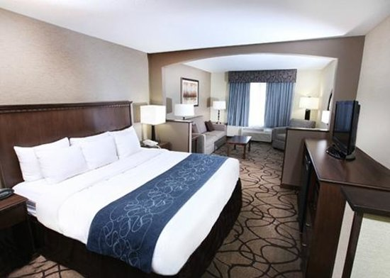 Photo of Comfort Suites Airport Salt Lake City