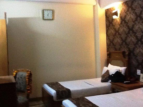 Hotel SunStar Grand: Comfy beds