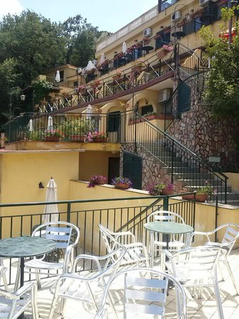 Hotel Residence Le Terrazze : le terrazze résidence
