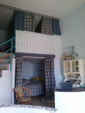 Hotel Residence Le Terrazze: la mezzanine