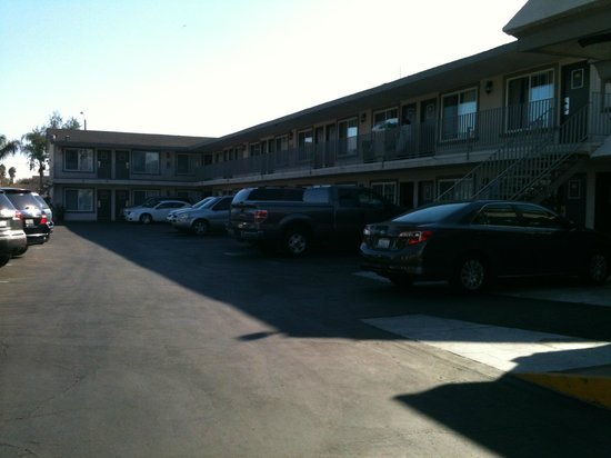Knights Inn Anaheim : hotel