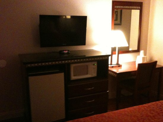 Knights Inn Anaheim: tv