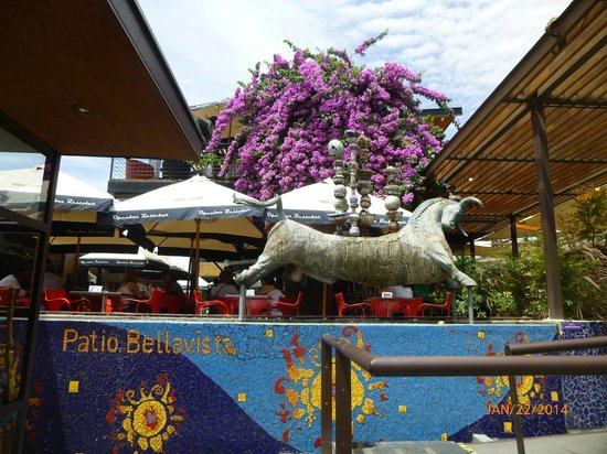 Patio Bellavista: Nice little restaurants here