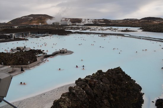 Blue lagoon picture of hotel reykjavik centrum for Blue lagoon iceland accommodation